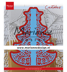Marianne Design stanssisetti Folding Christmas