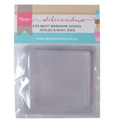 Marianne Design Shaker kuvut, neliö, 10 kpl