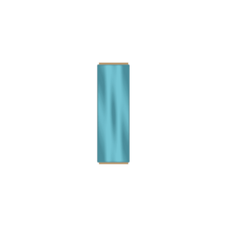 Gemini Multi-Surface Foil -folio, sävy Turquoise