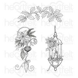 Heartfelt Creations Glow of Christmas -leimasin
