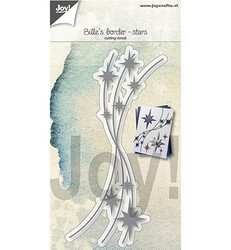 Joy! Crafts stanssi Billie's Border Stars
