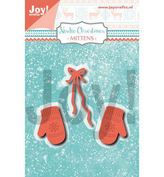 Joy! Crafts stanssisetti Mittens