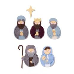 Sizzix Bigz L stanssi Sweet Nativity