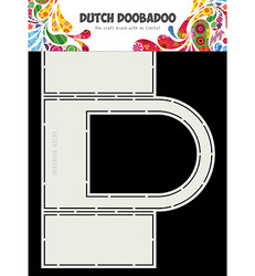Dutch Doobadoo Fold Card Art Window Rounded -sapluuna