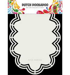 Dutch DooBaDoo Shape Art Cloud Amy -sapluuna