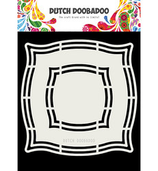 Dutch DooBaDoo Shape Art Frame Elton -sapluuna