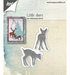 Joy! Crafts stanssisetti Little Deers