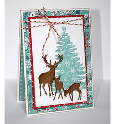 Joy! Crafts stanssi Forest Deer