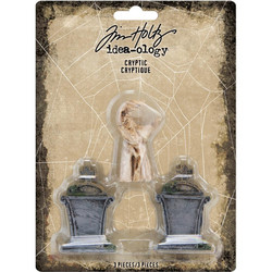 Tim Holtz Idea-Ology Cryptic -koristeet
