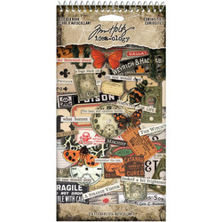 Tim Holtz Idea-ology Curiosities -tarrat