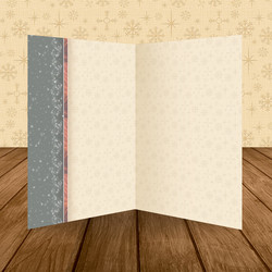 Hunkydory Stepping Into Christmas Luxury Card Inserts -paperit