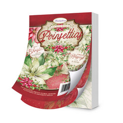 Hunkydory The Little Book of Poinsettias -korttikuvat