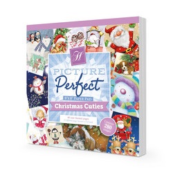 Hunkydory Picture Perfect -paperipakkaus Christmas Cuties