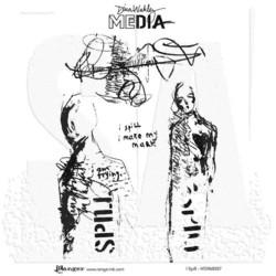 Dina Wakley Media leimasinsetti I Spill