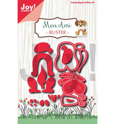 Joy! Crafts Mon Ami stanssisetti Buster