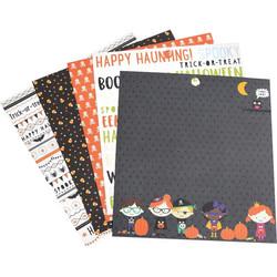 DCWV Happy Halloween -paperipakkaus