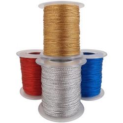 Metallinyöri, hopea, 1 mm, 100 m