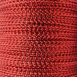 Metallinyöri, punainen, 1 mm, 100 m