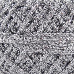 Metallinyöri, hopea, 2.5 mm, 50 m