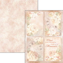 Ciao Bella Creative Pad paperipakkaus Romantic Time