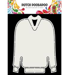 Dutch DooBaDoo Card Art Christmas Sweater -sapluuna