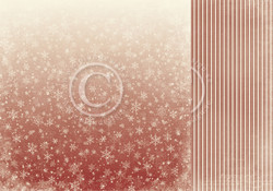 Pion Design A Christmas To Remember skräppipaperi Snowfall