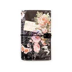 Prima Traveler's Journal Personal -kannet, Vintage Floral