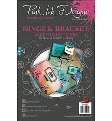 Pink Ink Designs leimasinsetti Hinge & Bracket