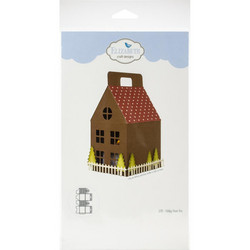 Elizabeth Craft Designs stanssi Holiday House Box