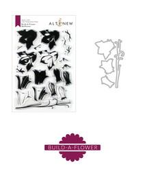 Altenew Build-A-Flower Bellflower stanssi- ja leimasinsetti