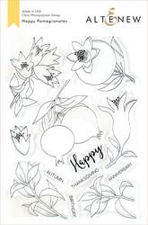 Altenew Happy Pomegranates -leimasinsetti