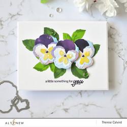 Altenew Wavy Roses -leimasinsetti