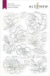 Altenew Flower Garden -leimasinsetti