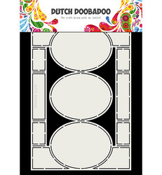 Dutch Doobadoo Card Art Swing Oval -sapluuna