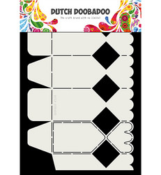 Dutch DooBaDoo Box Art Candybox -sapluuna