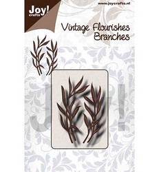 Joy! Crafts stanssi Branches