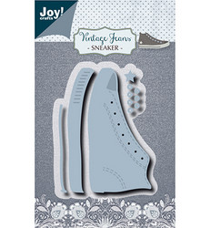 Joy! Crafts Vintage Jeans stanssisetti Sneaker