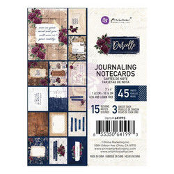 Prima Darcelle Journaling Notecards,  3