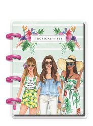 Mambi Micro Happy Notes -muistikirja, Rongrong, Summer Vibes