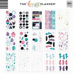 Mambi Happy Planner Value -tarrapakkaus Stargazer