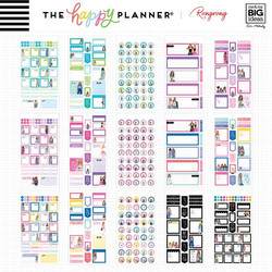 Mambi Happy Planner Value -tarrapakkaus Rongrong, Functional MINI
