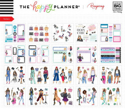 Mambi Happy Planner Multi Accessory -pakkaus, Rongrong