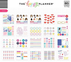 Mambi Happy Planner Multi Accessory -pakkaus, Encourager