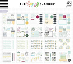 Mambi Happy Planner Multi Accessory -pakkaus, Homebody