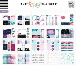 Mambi Happy Planner Multi Accessory -pakkaus, Stargazer