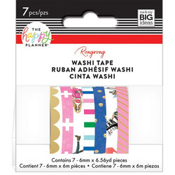 Mambi Washi -teipit, Rongrong, Colorful