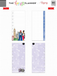 Mambi Happy Planner Classic Half Sheet paperipakkaus, Rongrong