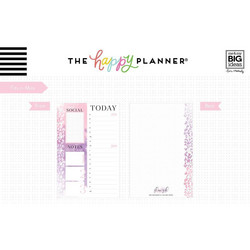 Mambi Mini Planner paperipakkaus Glam Girl, Today