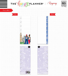 Mambi Mini Planner Half Sheet paperipakkaus Rongrong