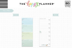 Mambi Mini Planner Half Sheet paperipakkaus Homebody